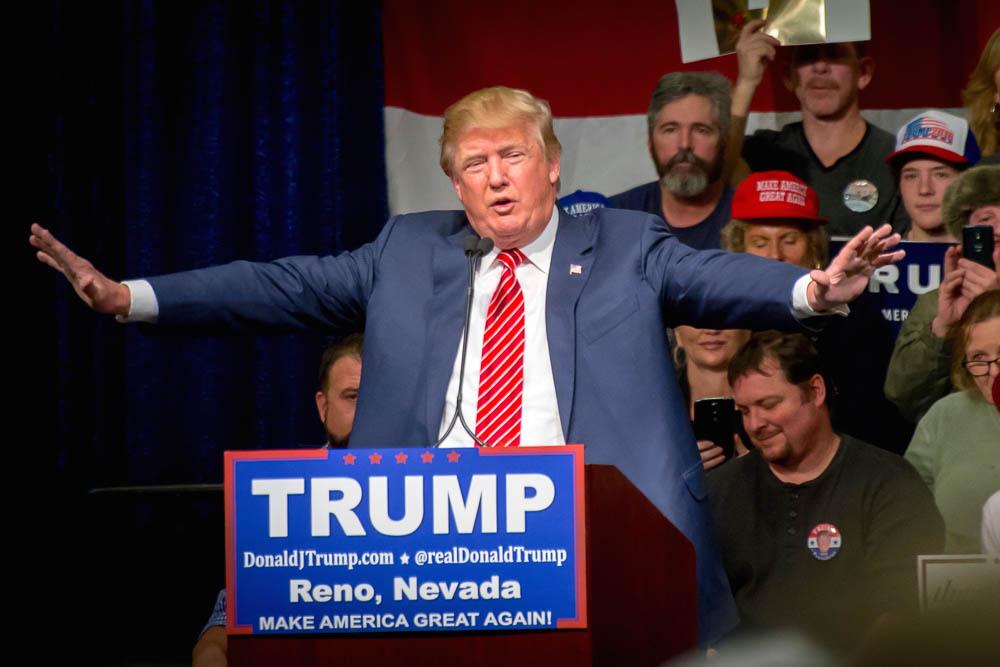 Trump rally reno
