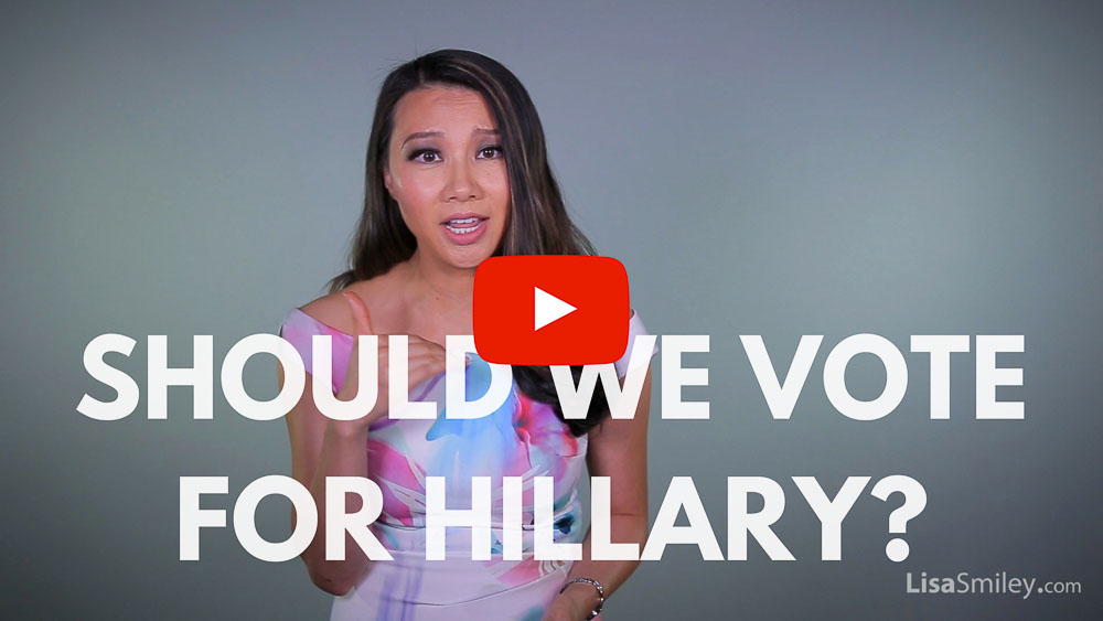 Election 2016: Should We Vote for Hillary?